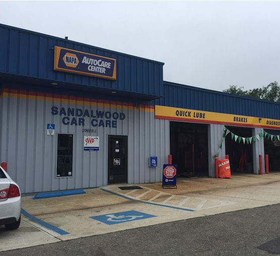 Sandalwood Car Care 5